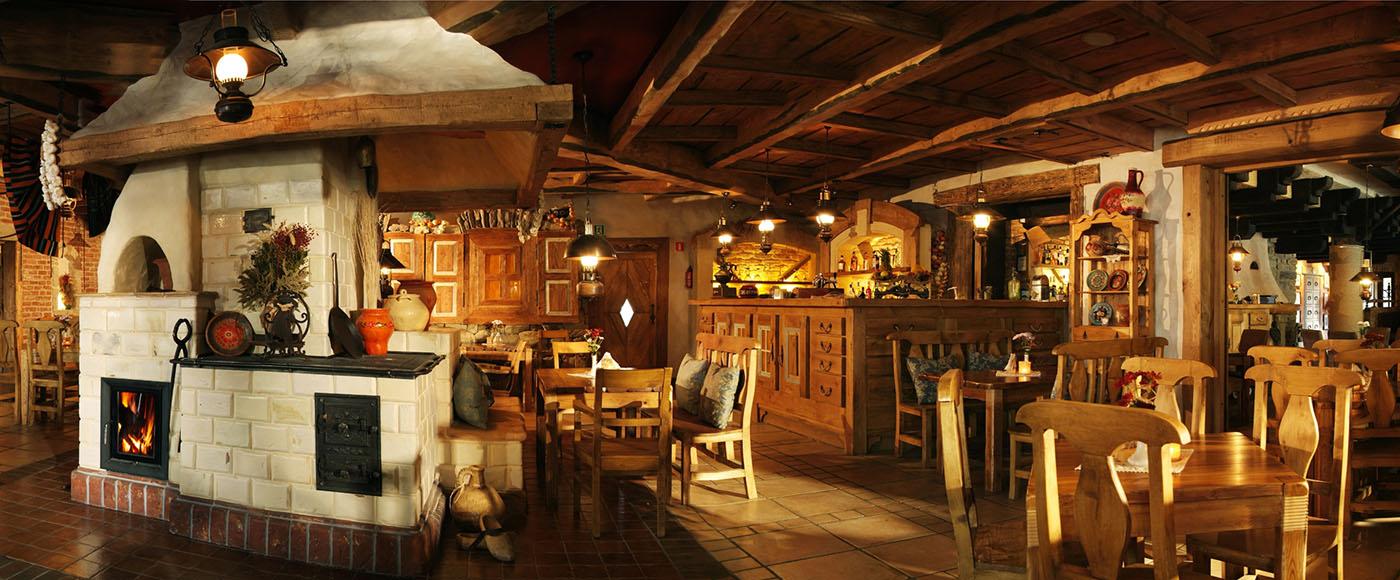 Restauracja Hotel Korona - Sala wiejska
