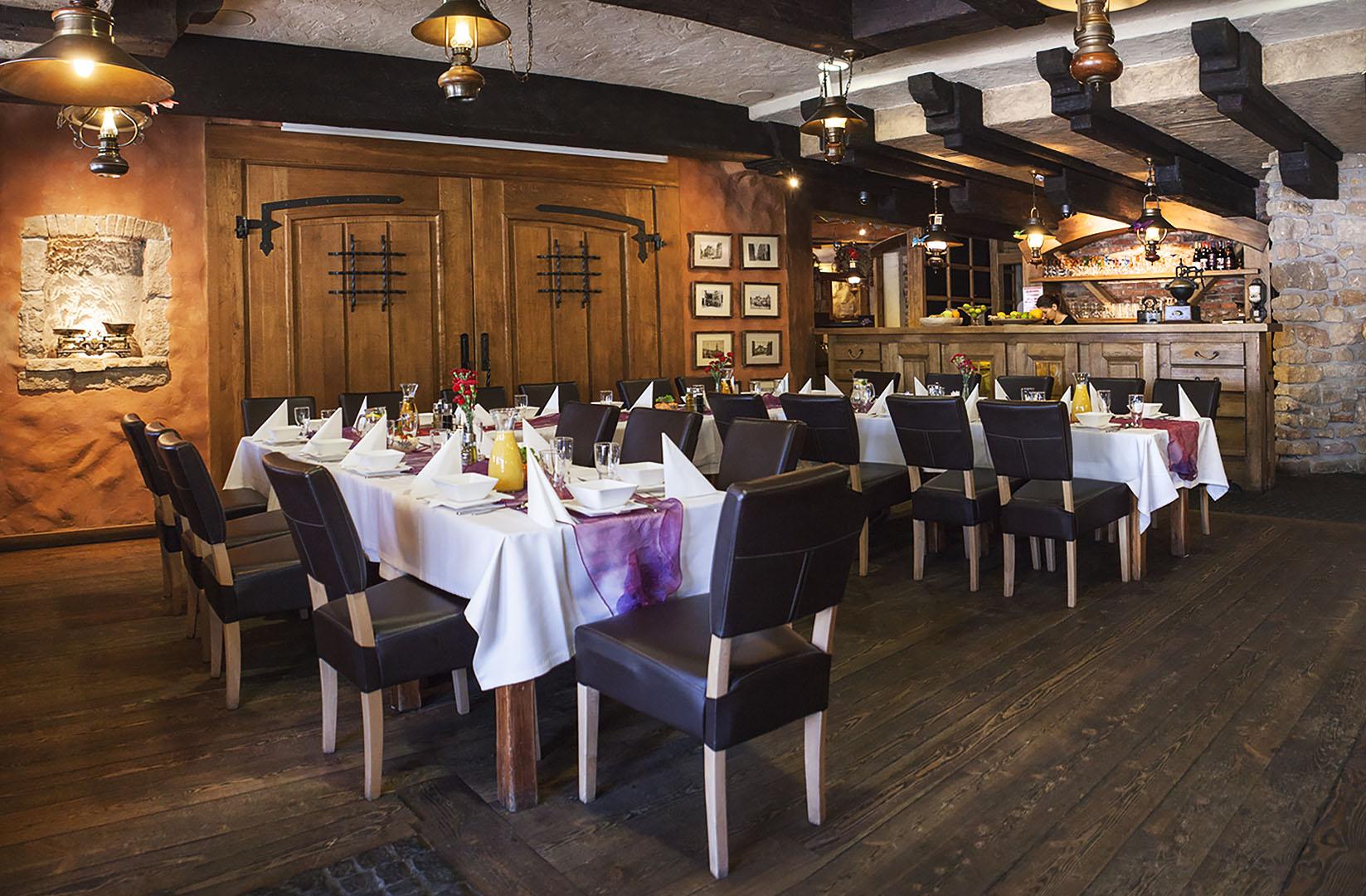 Restauracja Korona - Sala Minionego Kłodzka