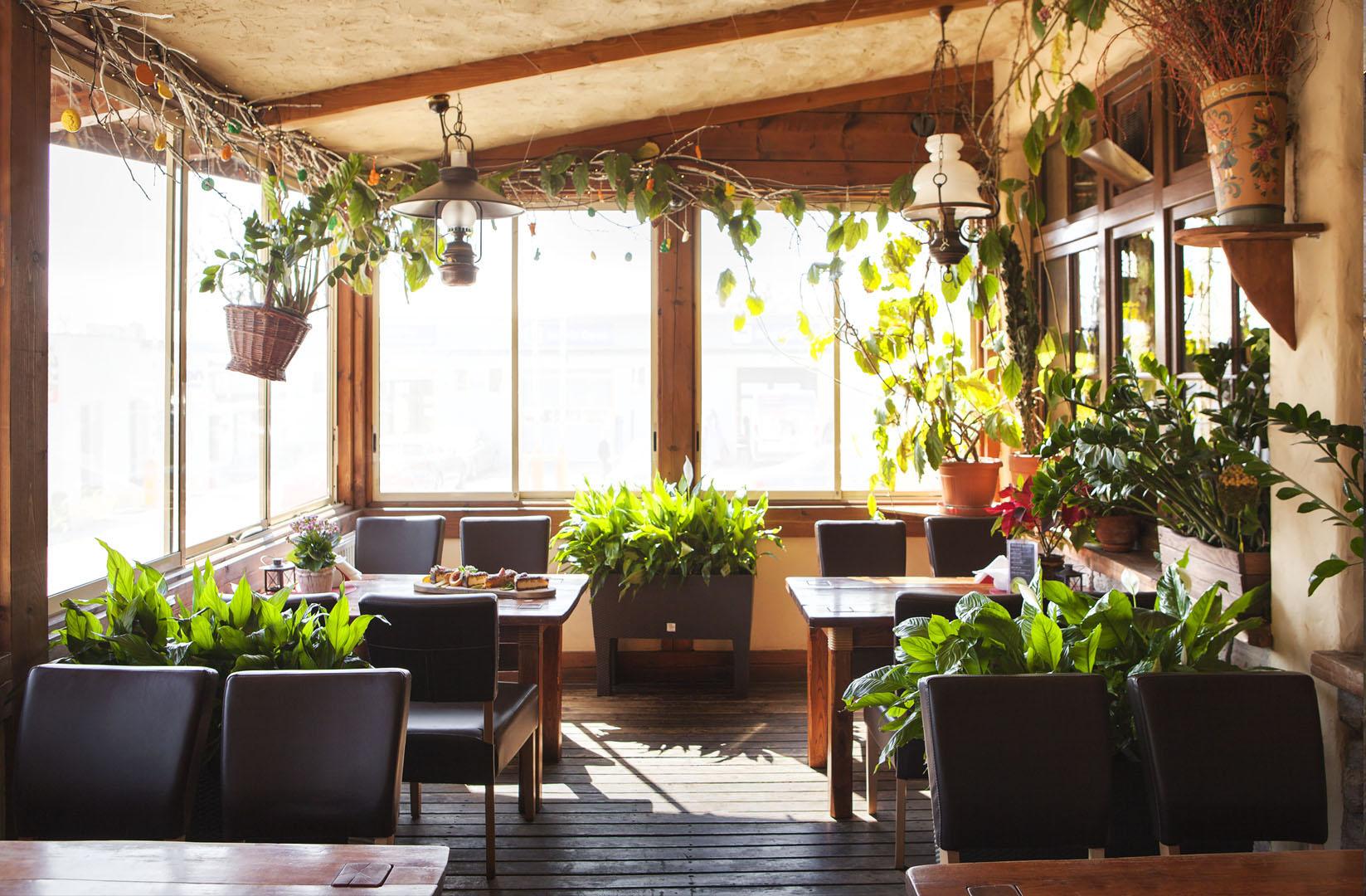 Restauracja Korona - Oranżeria